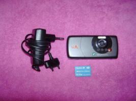 Walkman Handy von Sony Ericsson W810i