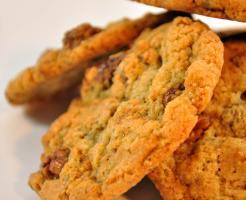 Foto 2 Walnuss - Ahornsirup Cookies mmm.
