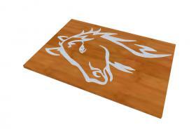 Foto 4 Wandbild 'Pferd'
