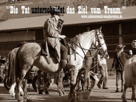Foto 7 Wanderreiten für Erwachsene - Pferdetrekking - Reiturlaub im Schwarzwald