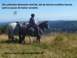 Foto 11 Wanderreiten für abenteuerlustige Reiterinnen und Reiter
