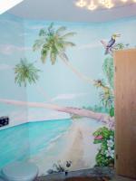 Foto 2 Wandmalerei, Deckenmalerei und Illusionsmalerei für Zu hause.