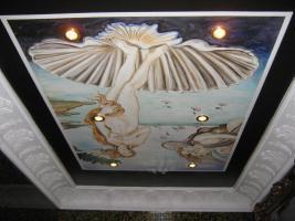 Foto 6 Wandmalerei, Deckenmalerei und Illusionsmalerei für Zu hause.