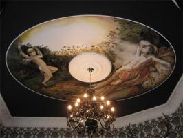 Foto 7 Wandmalerei, Deckenmalerei und Illusionsmalerei für Zu hause.