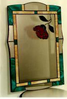Foto 2 Wandspiegel im Tiffanystil