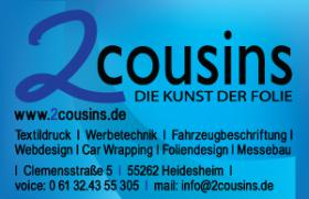 Wandtattoo Shirts and more bei 2Cousins Heidesheim