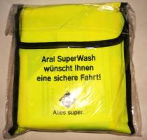 Foto 2 Warnweste mit Reflektorstreifen  Gelb  v. ARAL