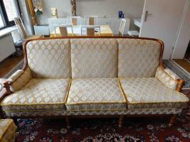 Foto 3 Warrings Stilmöbel, Wohnzimmer, Louis Seize ''Salzburg''