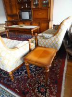 Foto 6 Warrings Stilmöbel, Wohnzimmer, Louis Seize ''Salzburg''