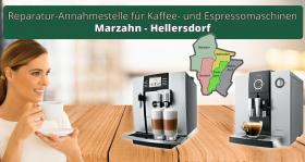 Wartungs-Service für Jura Kaffeemaschinen in Berlin