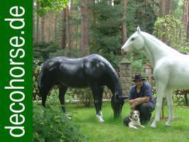 Foto 5 Warum hat Dein Deko Pferd keine Hufeisen… ? Oh nicht gewusst das es Deko Pferde mit Hufeisen gibt ...