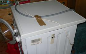 Foto 3 Waschmaschine , 5kg, Frontlader aus Lübeck sehr gut!!
