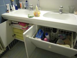Foto 2 Waschtisch mit Doppellavabo