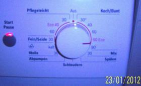 Waschvollautomat Bosch MAXX 6 WAE 2834 A