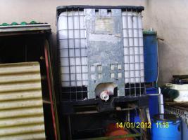 Wasserfass Wassertank 1000 l