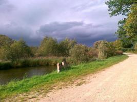 Foto 3 Wassermühle in Lettland