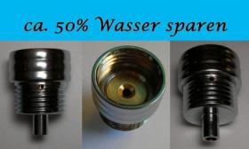 Wassersparer/DuschAirator (500N) - OVP - NEU