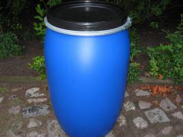 Wassertonne, Regentonnen, Futtertonnen, Auffangbehälter