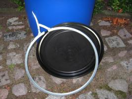 Foto 2 Wassertonne, Regentonnen, Futtertonnen, Auffangbehälter
