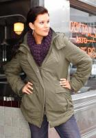 Foto 2 Wattierter Parka khaki von Your Life Your Fashion Gr. 48 - OVP