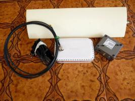 Wavenet Antenne  komplett,  gebraucht