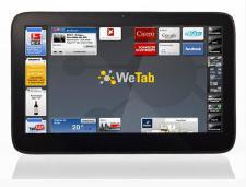 WeTab 3G 29,5 cm (11,6 Zoll) Tablet-PC 64GB
