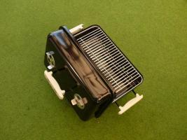 Foto 3 Weber Go-Anywhere Grill OVP - sehr guter Zustand - Go Anywhere Holzhohlegrill Holzkohlegrill