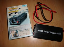 Wechselrichter - Stromwandler 12/230 V