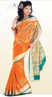 Foto 2 Wedding Pure Silk Pattu Designer Saree (Sari)