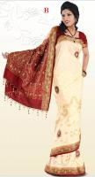 Foto 3 Wedding Pure Silk Pattu Designer Saree (Sari)