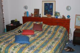 Wegen Umzug gratis abzugeben Doppelbett komplett und Kleiderschrank