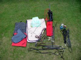 Foto 4 Weidezaungerät und div. Pferdezubehör