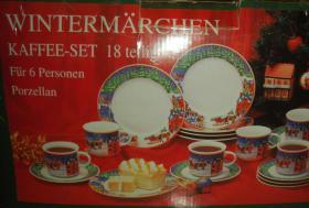 Foto 3 Weihnachts-Kaffeeservice