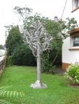 Weihnachtsbaum  - Edelstahlbaum,