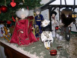 Foto 3 Weihnachtskrippe komplett