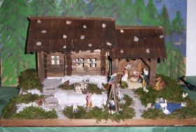 Foto 2 Weihnachtskrippen aus dem Kraichgau