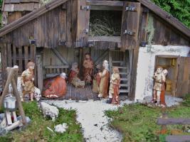 Foto 6 Weihnachtskrippen aus dem Kraichgau