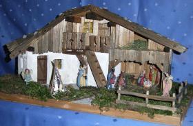 Foto 7 Weihnachtskrippen aus dem Kraichgau