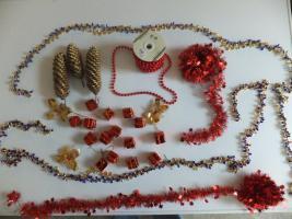 Foto 6 Weihnachtsschmuck Rundum Sorglos Paket alles in Rot