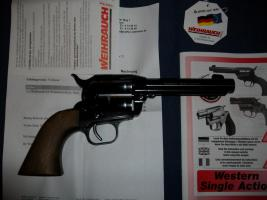 Foto 4 Weihrauch Western Single Action (Colt Single Action Army)