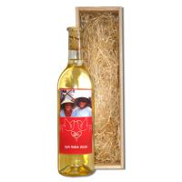 Foto 2 Weinflaschen personalisieren bei YourSurprise.de!