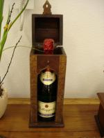 Foto 2 Weinflaschenbox aus Holz