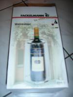Weinflaschenkühler - Fackelmann - NEU und OVP