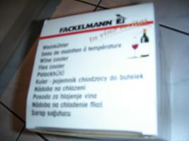 Foto 2 Weinflaschenkühler - Fackelmann - NEU und OVP
