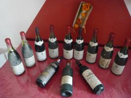 Foto 2 Weinrarietäten Frankreich -Italien