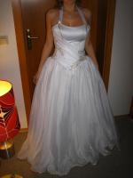 Weißes Brautkleid zu verkaufen