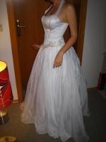 Foto 2 Weißes Brautkleid zu verkaufen