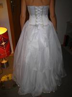Foto 3 Weißes Brautkleid zu verkaufen