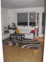 Weißes elegantes Sofa