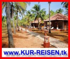 Wellness-Reise NATTIKA BEACH RESORT Indien
